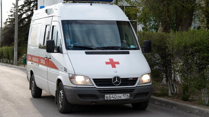 По дороге от пруда: в Волгоградской области разбился на мотоцикле пенсионер
