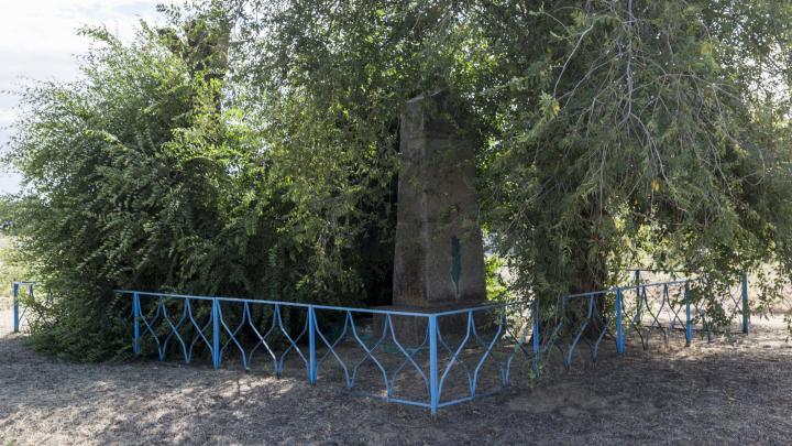 «Замаскирован будь здоров»: под Волгоградом спрятали от глаз буржуев братскую могилу красных партизан