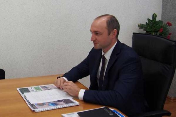 Юрий Кузнецов в последнее время исполнял обязанности главы Тракторозаводского района