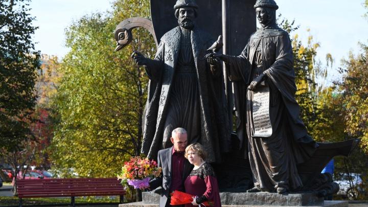 В загсах спрогнозировали свадебный бум на Урале во второй половине года