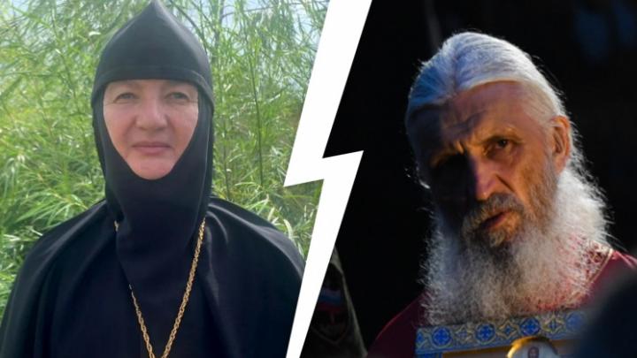 «Говорил не слушать Навального, призывал к ополчению»: настоятельница Среднеуральского монастыря — об отце Сергии