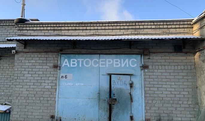 За выбросы в Челябинске наказали небольшой автосервис в гаражах