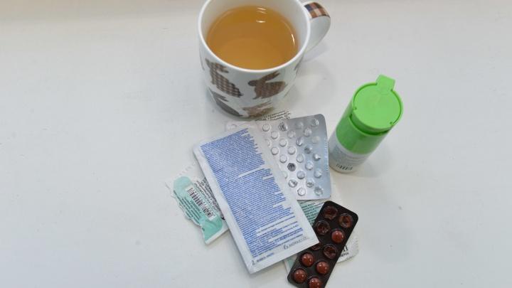 В Свердловскую область пришел грипп
