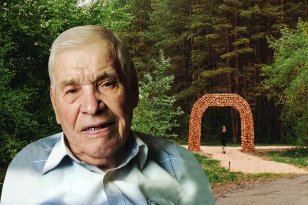 Василия Зайцев родился в 1924 году, ветеран ВОВ