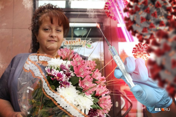 Заведующая приемным отделением Лидия Лодочникова давно решила, что в числе первых сделает прививку от коронавируса