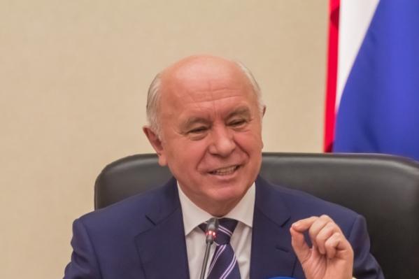 Николай Меркушкин был губернатором с 2012 по 2017 годы