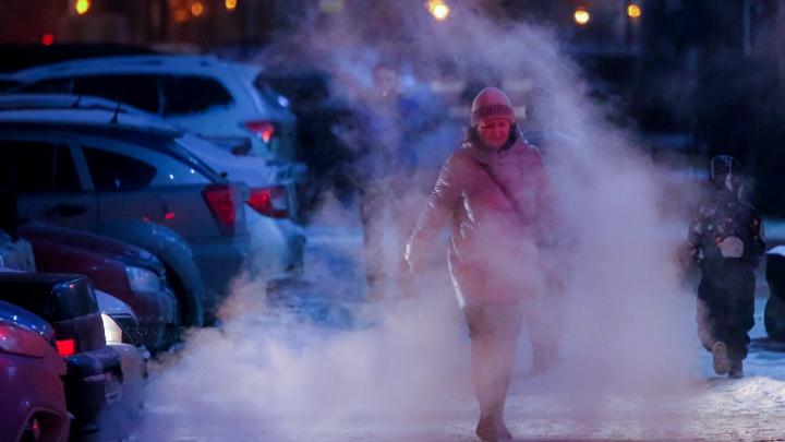 В Башкирию возвращаются аномальные морозы