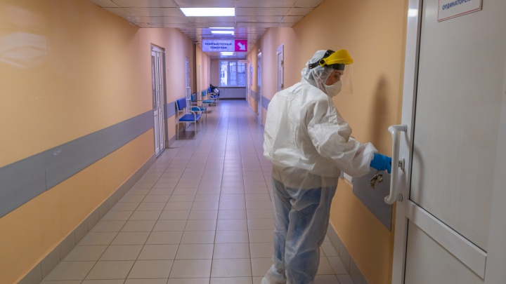 В Пермском крае выявили еще 298 случаев заражения коронавирусом