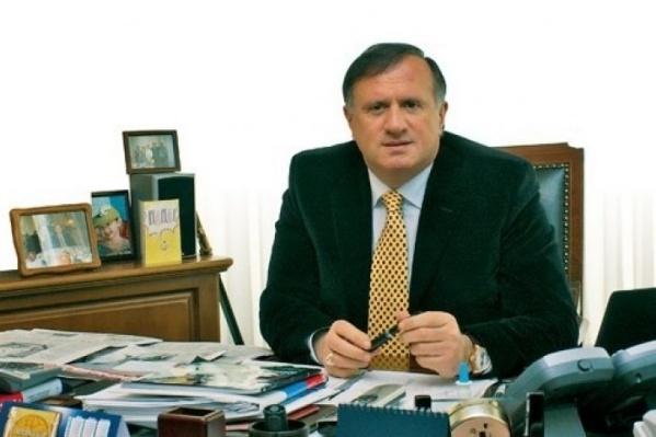 Леван Турманидзе — один из самых успешных омских бизнесменов девяностых