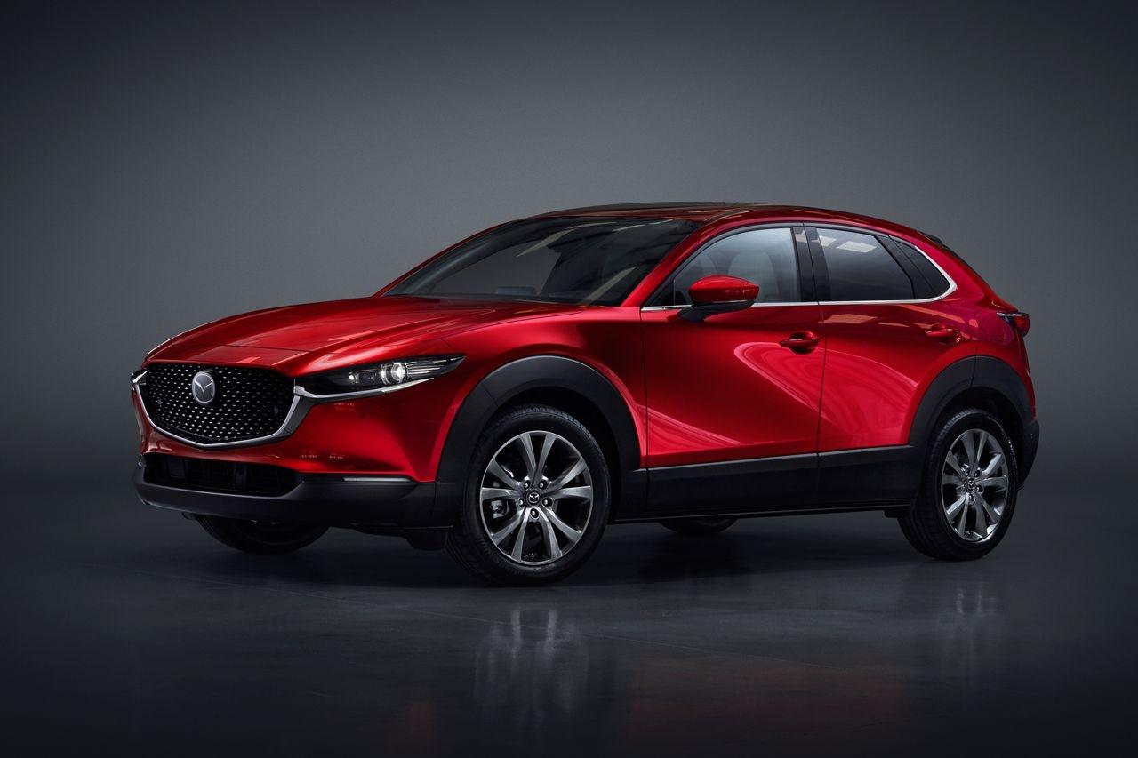 Mazda CX-30 чуть крупнее модели CX-3, которая на российском рынке не представлена