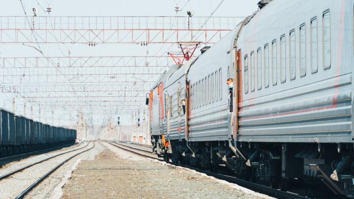 Из Омска снова начнут ходить поезда в Нижневартовск