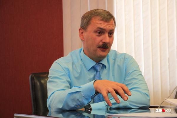 Игорь Годзиш руководил городской администрацией с 2015 года