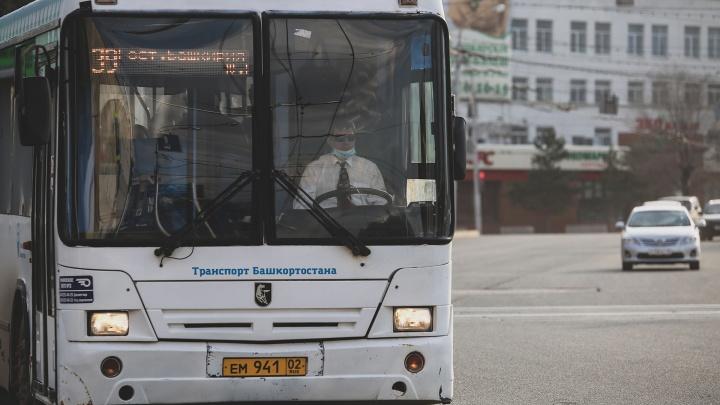 «Сами попробуйте поработать 12 часов во всем этом»: водители из Башкирии пожаловались на масочный режим