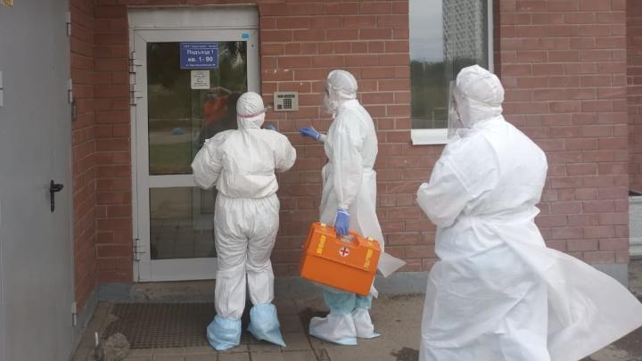 Екатеринбурженку с COVID-19 принудительно госпитализировали за нарушение самоизоляции