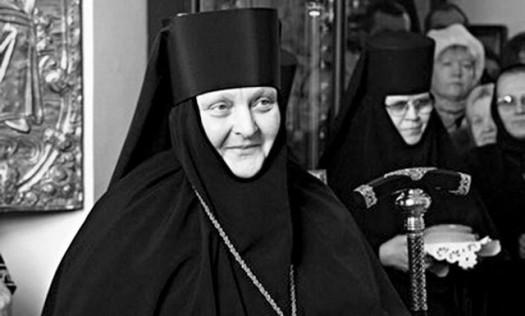 Умерла настоятельница Выксунского Иверского женского монастыря
