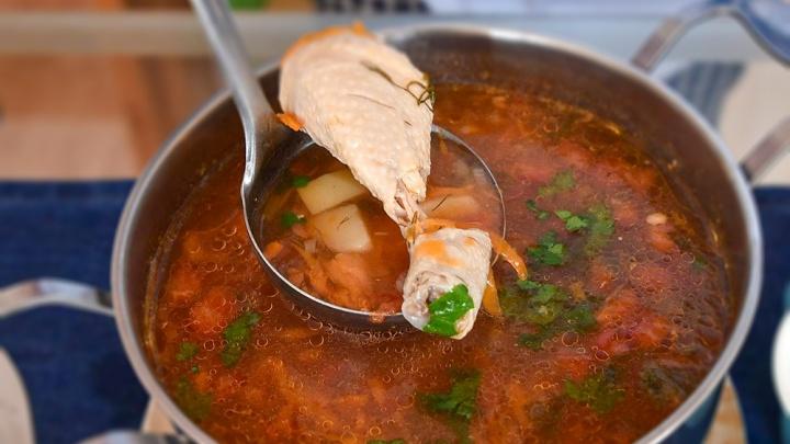 Диетологи рассказали, зачем каждый день нужно есть суп