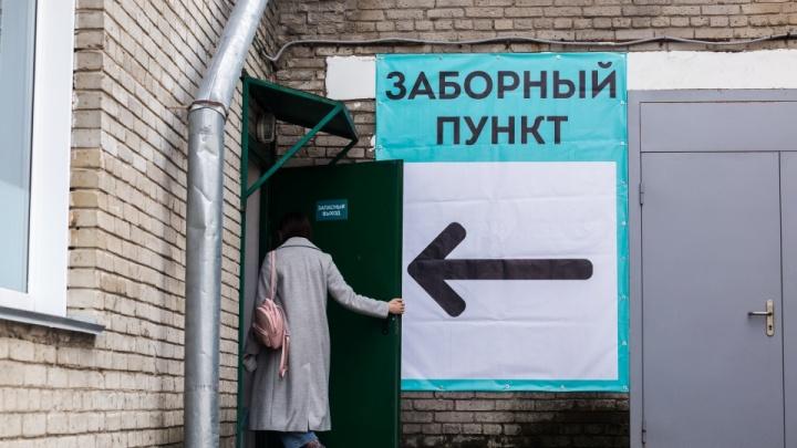 Где в Новосибирске можно сдать тест на коронавирус? Публикуем адреса медцентров (список пополняется)