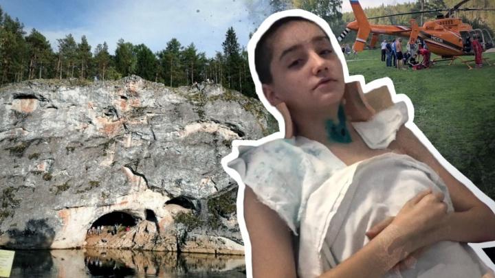 «Ниже груди у нее все неживое»: мама девушки, упавшей со скалы, влезла в долги, чтобы быть рядом с дочерью