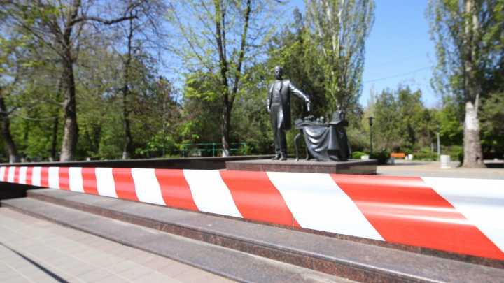 Администрация Ростова удалила проект документа о введении пакета коронавирусных ограничений
