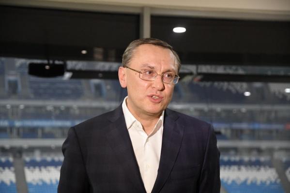 Сергей Аракелов много лет работал в Федеральной налоговой службе России