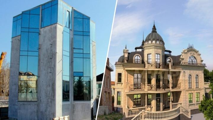 Дворцы по-омски: угадаете по фото, сколько стоят местные элитные коттеджи?
