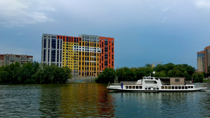 Яркий Новосибирск: собрали 17 жилых комплексов с фантастической архитектурой и месторасположением