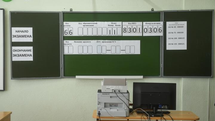 В Свердловской области 54 выпускника получили максимальные сто баллов по русскому языку