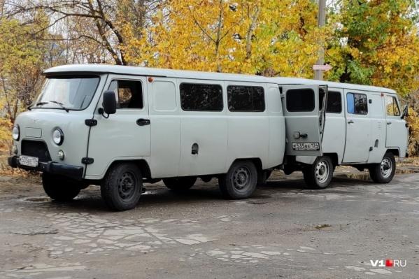 Мужчину привезли в больницу из Новониколаевского района