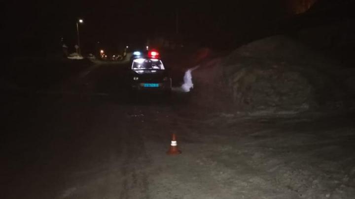Под Новосибирском водитель сбил 23-летнюю девушку и скрылся с места ДТП