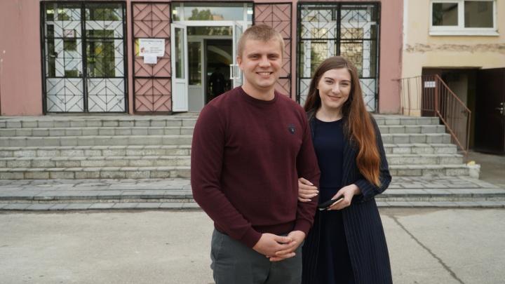 Как голосовали в Воронеже: фоторепортаж с избирательных участков