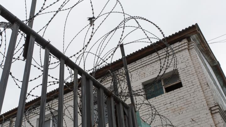 В Урюпинске при пожаре в ЛИУ № 23 погибли двое заключенных