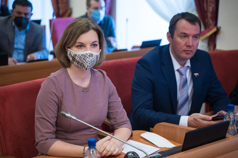 Ольга Хитрова нашла многоразовую маску