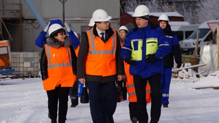 «Будем следить за экологическим эффектом»: Росприроднадзор осмотрел новую выпарную станцию АЦБК