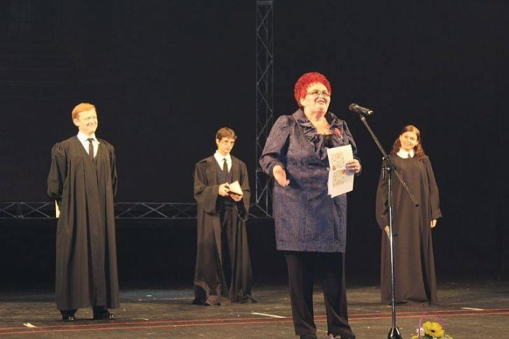 Наталью Высочанскую все знали как отличного педагога и замечательного директора