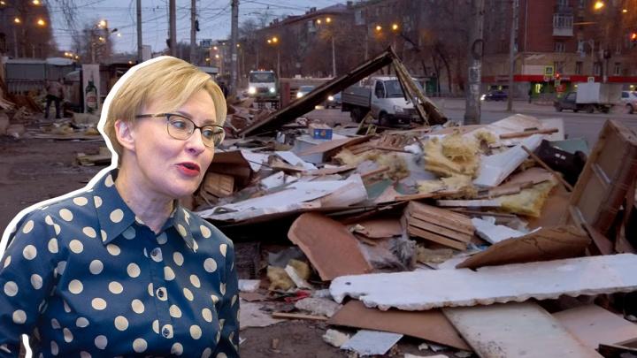 Владелец снесенного рынка на XXII Партсъезда подал в суд на мэра Самары