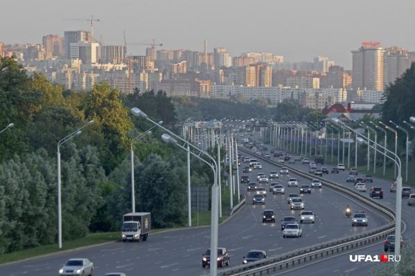 Новая развязка на проспекте Салавата Юлаева может значительно облегчить жизнь уфимцев
