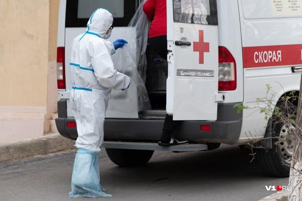 По данным оперштаба, с 1 по 30 июня зарегистрировали 68 смертей больных коронавирусной инфекцией