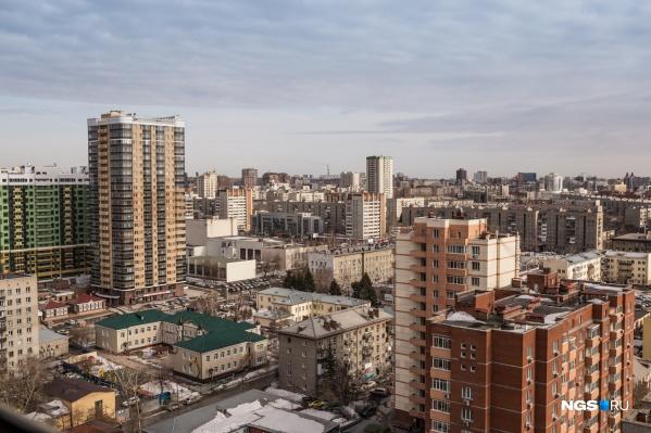 Первый сигнал новосибирцы услышали в 9 часов утра