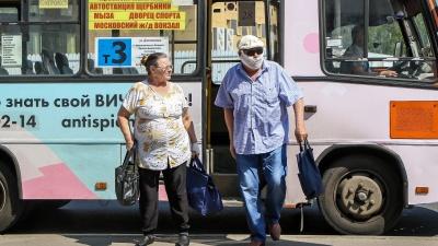 Карта заражений: в Дзержинске зарегистрировано более 1500 заболевших