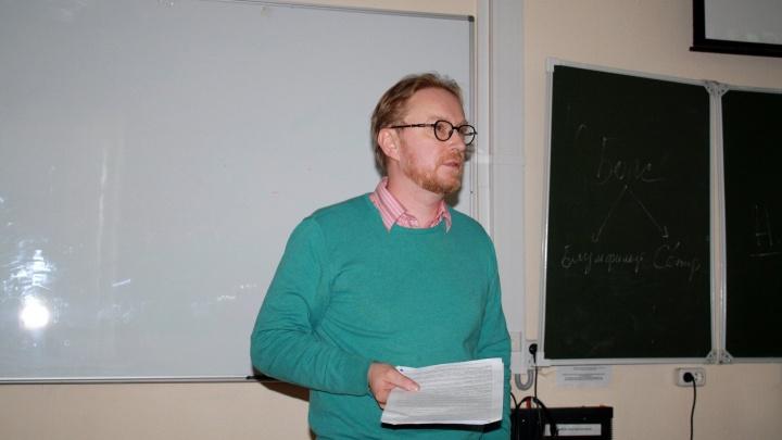 Умер 41-летний преподаватель пермского политеха Василий Шадрин. Он лечился в больнице от коронавируса