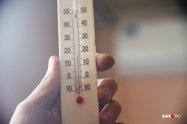Жильцы говорят, что температура в доме — около +15 градусов