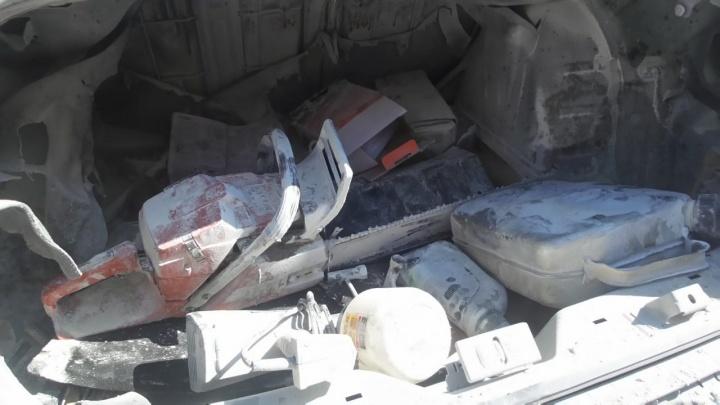 «На моей памяти это впервые»: уральский автоэксперт — о взрыве канистры с бензином возле цирка