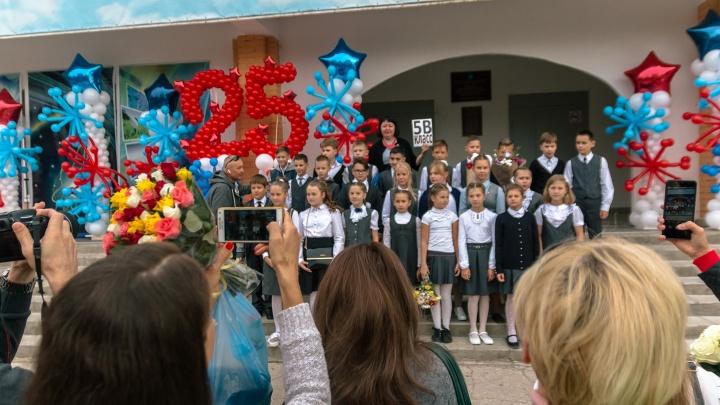 В школах Самары ужесточат пропускной режим