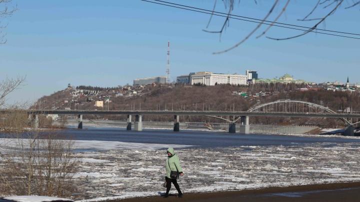Стало известно, когда начнется весенний паводок в Башкирии