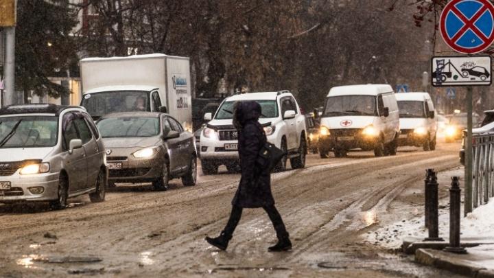 В Новосибирске на один день потеплеет до +10 градусов