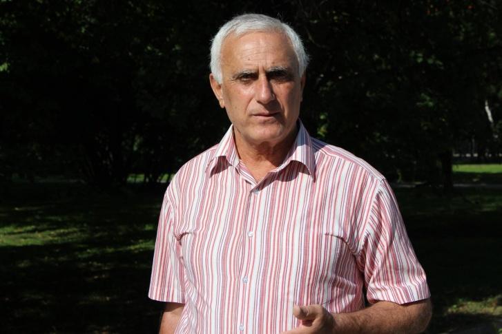 Карен Кюрегян — наставник многих ярославских теннисистов