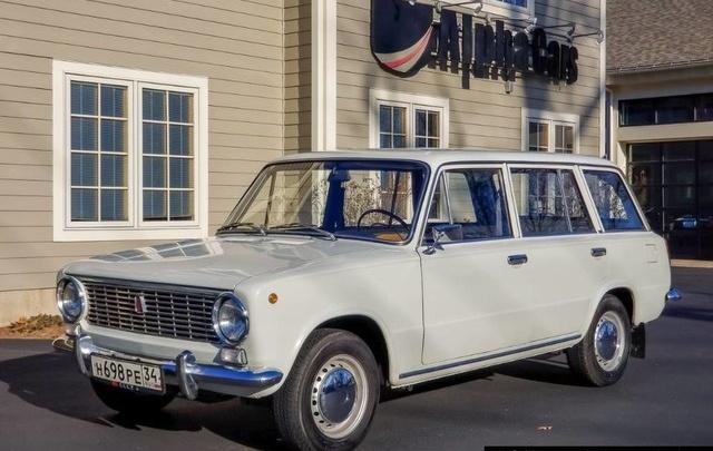 Старые «Жигули» из Волгограда продали в США за 18 тысяч долларов