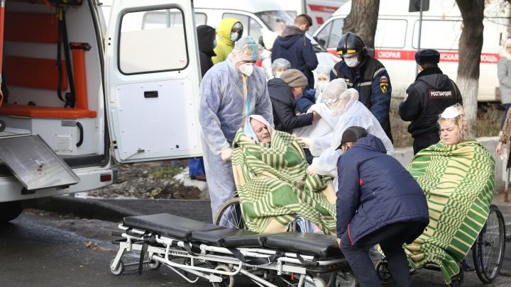 Взрыв в ковидном госпитале в Челябинске: 25 фото, от которых подкатывает ком к горлу