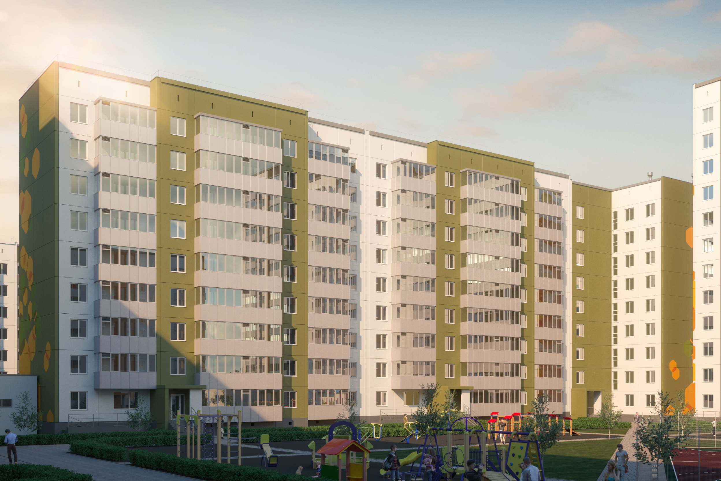 ЖК «Медовый» строят с 2013 года