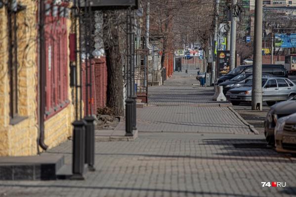 Жителей Челябинска просят лишний раз не выходить на улицу. В регионе объявили режим всеобщей изоляции
